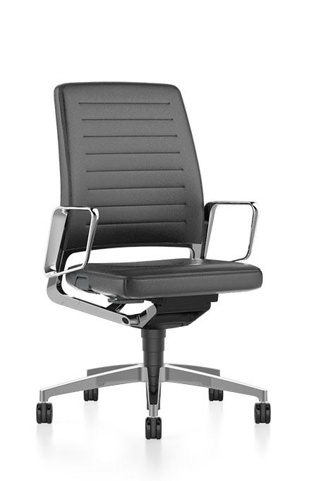 Interstuhl - VINTAGEis5 17V2U - Office swivel chairs