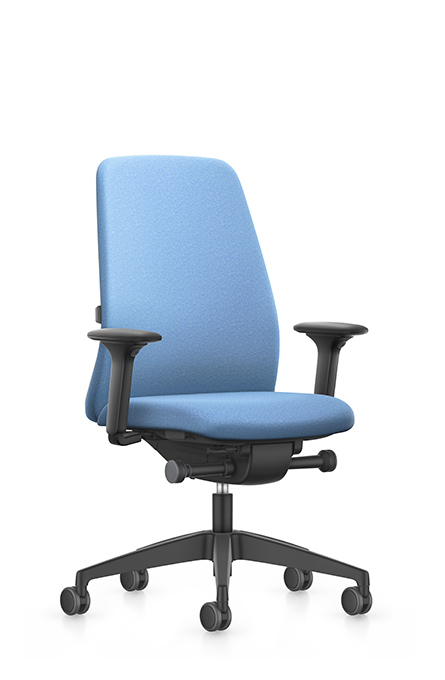 EV111 - Swivel chair medium high,