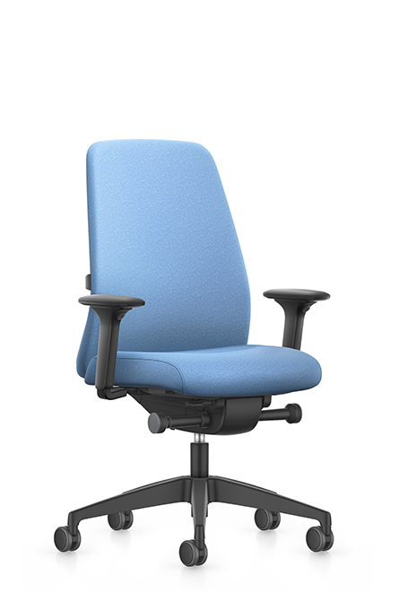 EV116 - Swivel chair medium high,