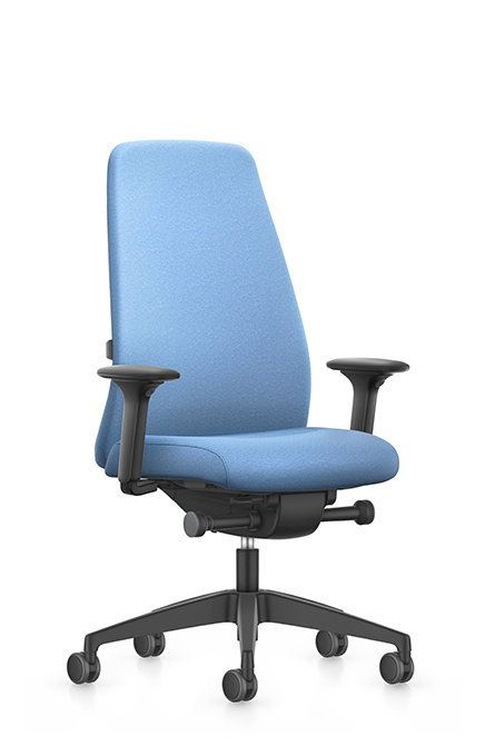 EV117 - Swivel armchair high,