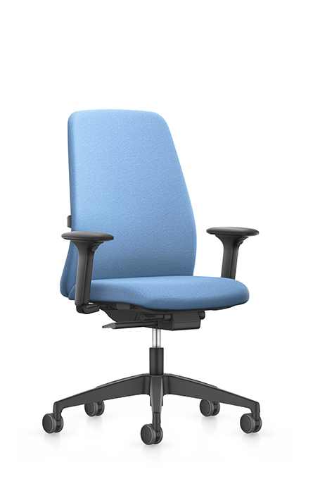 EV151 - Swivel chair medium high,