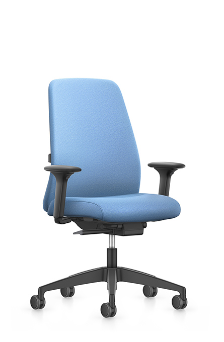 EV156 - Swivel chair medium high,