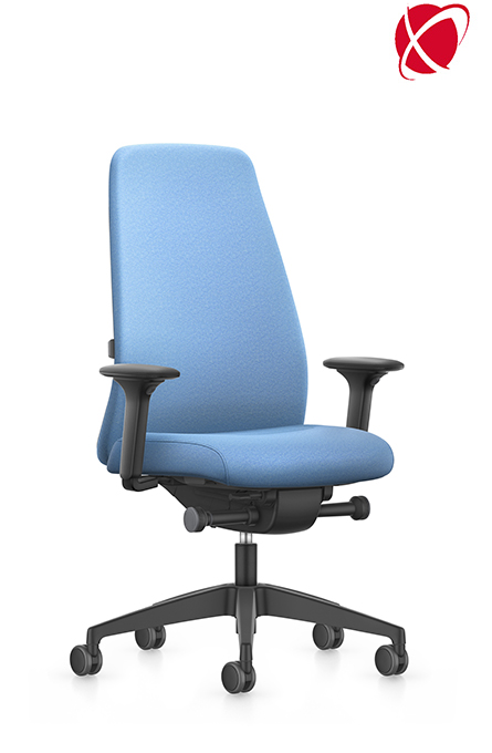 EV167 - Swivel chair high,