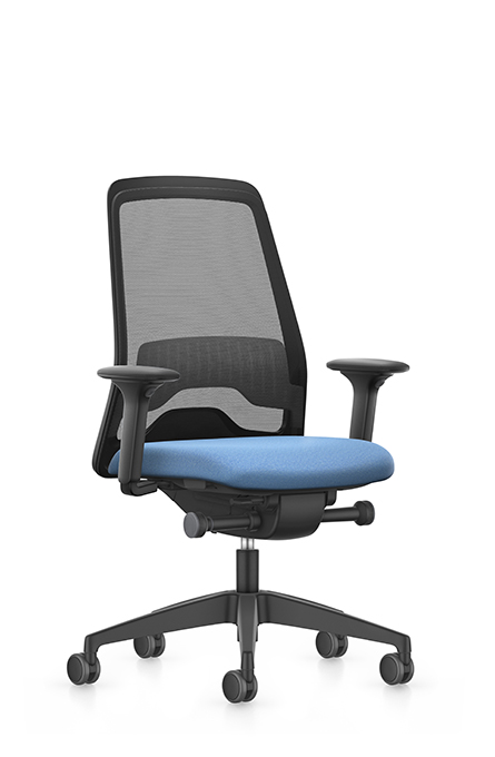 EV211 - Swivel chair medium high