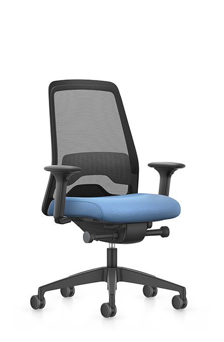 EV216 - Swivel chair medium high,
