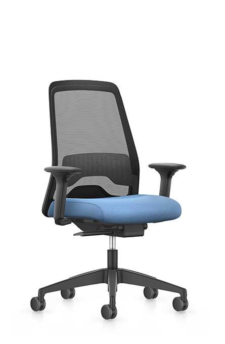 EV256 - Swivel chair medium high,