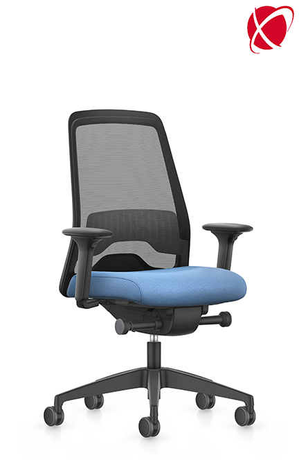 EV266 - Swivel chair medium high,