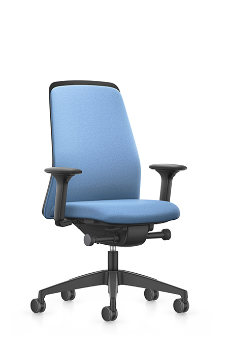 EV311 - Swivel chair medium high,