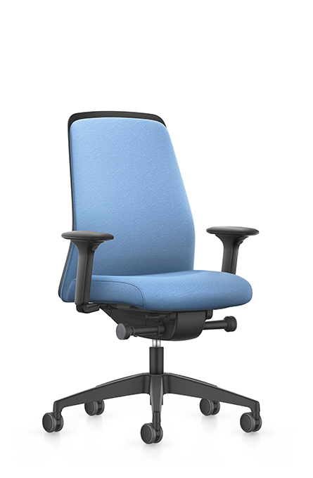 EV316 - Swivel chair medium high,