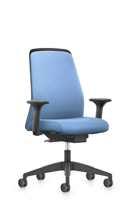 EV356 - Swivel chair medium high,