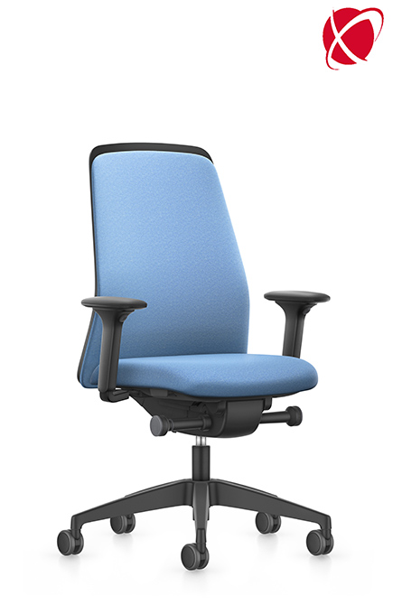 EV361 - Swivel chair medium high,