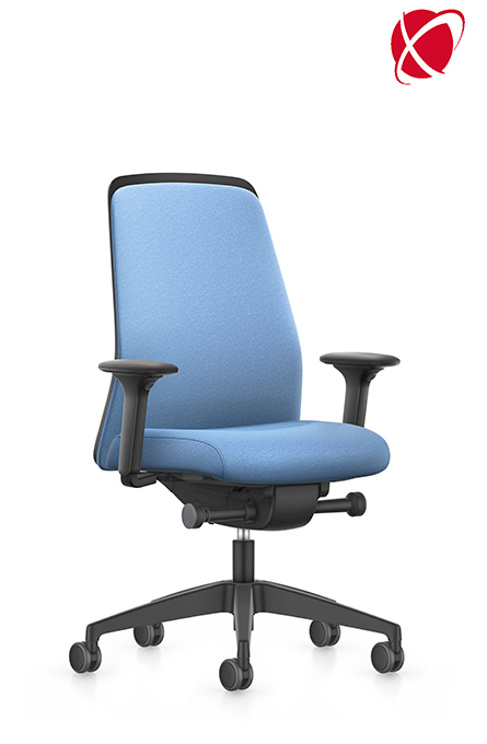 EV366 - Swivel chair medium high,