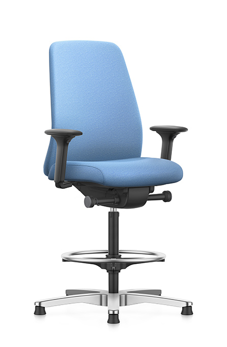 EV716 - Counter chair medium high, 