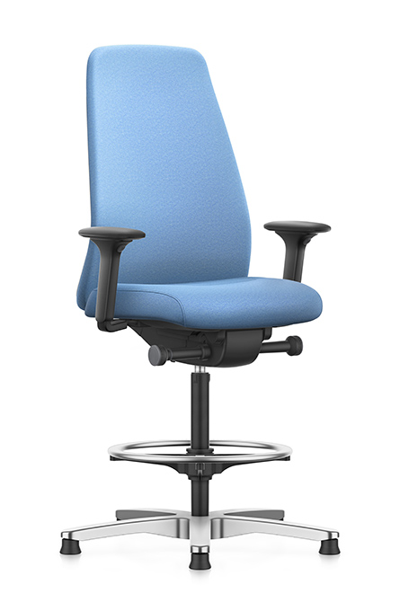 EV717 - Counter chair high, 