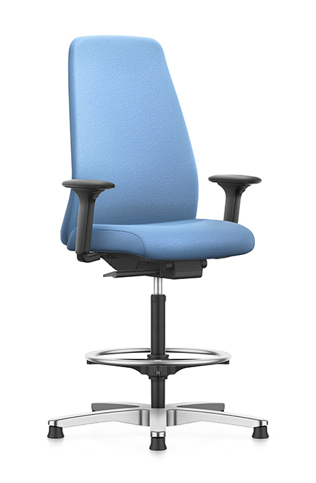 EV757 - Counter chair high, 