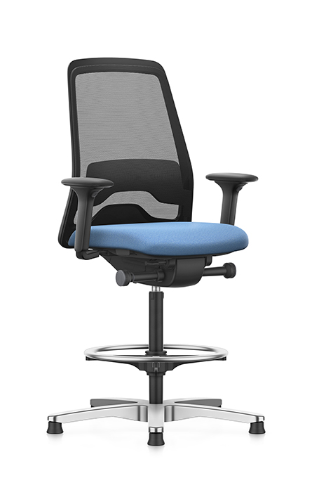 EV811 - Counter chair medium high, 
