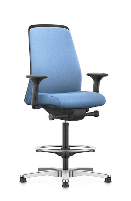 EV916 - Counter chair medium high, 