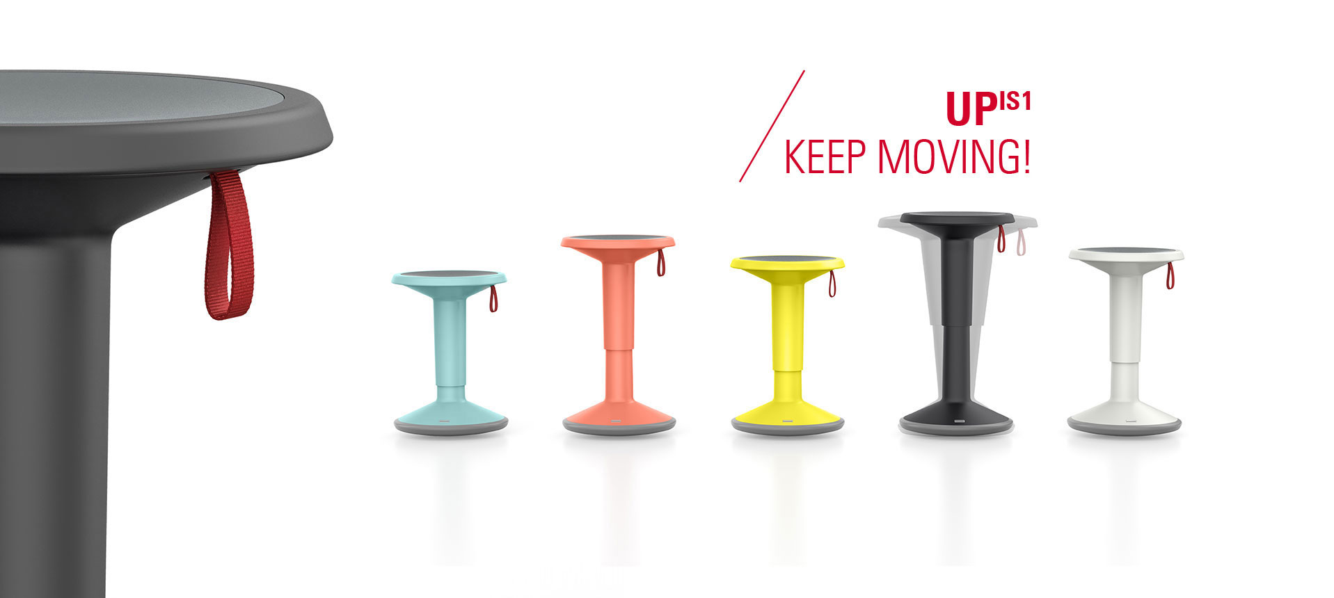 UPis1 - KEEP MOVING!