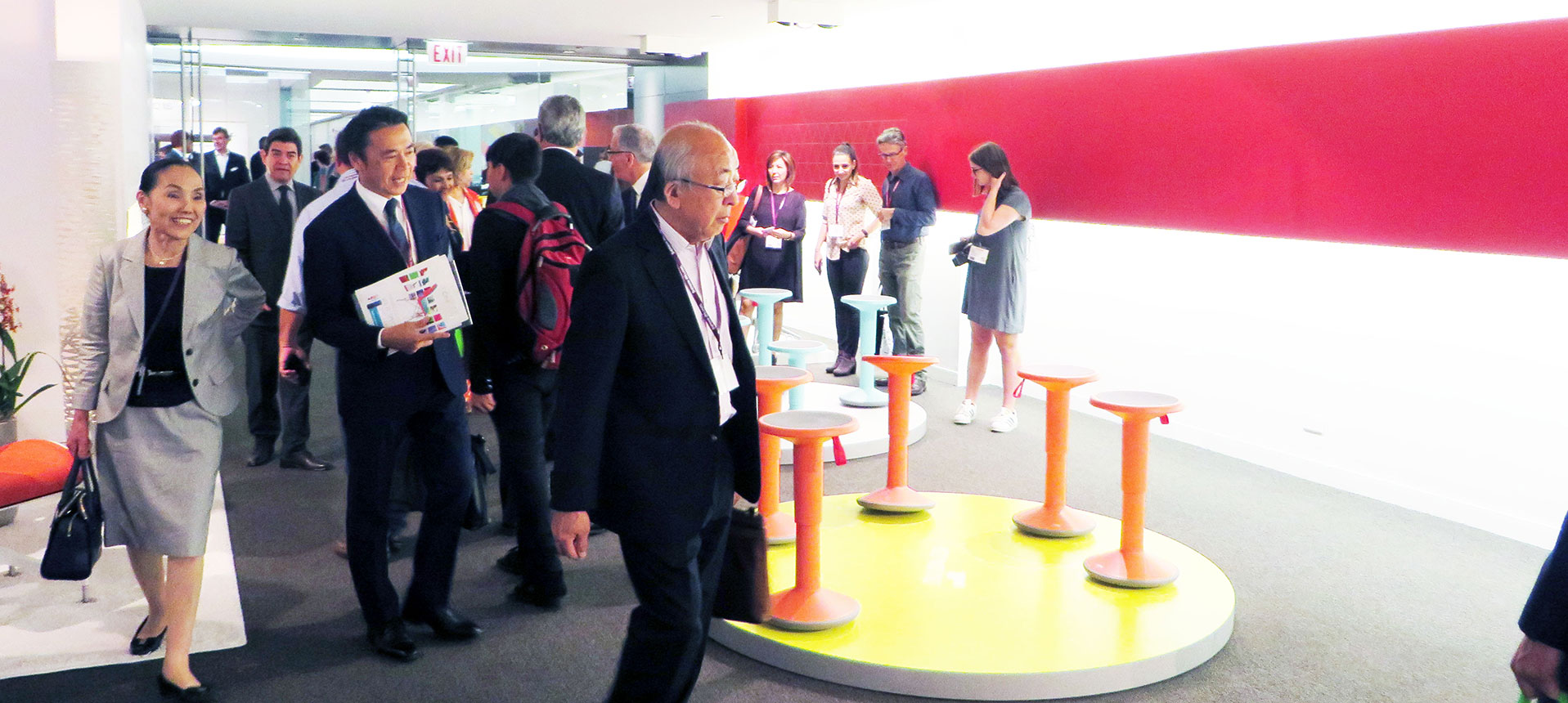 Impressions from NeoCon