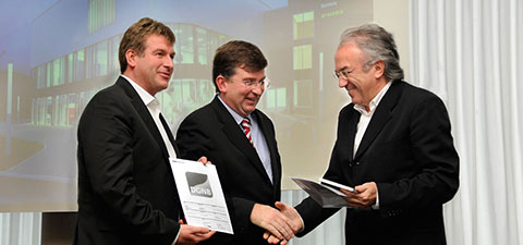 Interstuhl - DGNB Award
